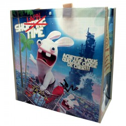 Raving Rabbids Shopping Bag Trolley