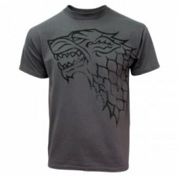 T-shirt Game of Thrones Emblème Stark