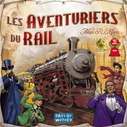 Les Aventuriers du Rail (f)