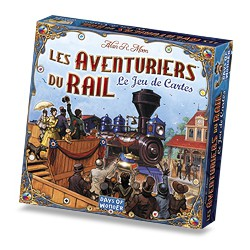 Ticket to Ride The Card Game (Multi)