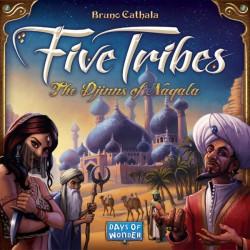 Five Tribes - Les Djinns de Nagala (FR) - Occasion