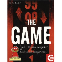 The Game (Multi) Le jeu de cartes