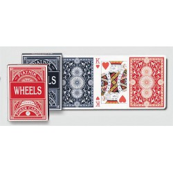 Poker Cartes Piatnik - Wheels