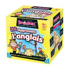 BrainBox - Apprenons l'Anglais (f)