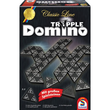 Tripple Domino Classic Line (Multi)