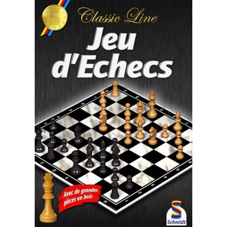 Jeu d'Echecs Classic Line (f)