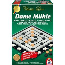 Jeu de Dames et La Marelle (Multi)