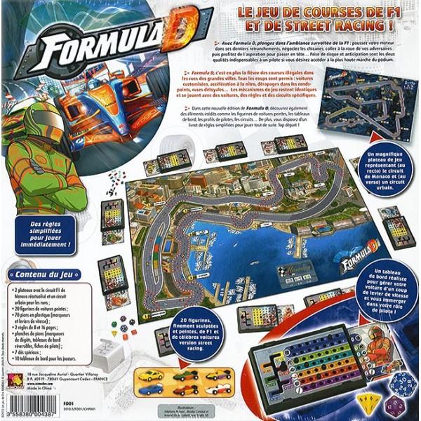 formula d f jeux de courses de f1 et de street racing avec des d s. Black Bedroom Furniture Sets. Home Design Ideas