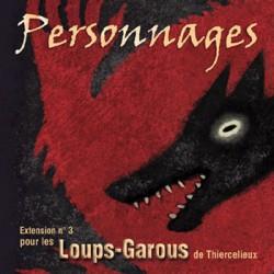 Loups-Garous de Thiercelieux Personnages Extension 3 (f)