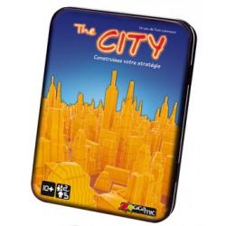 The City - Boite métal (f)