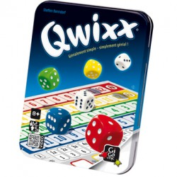 Qwixx - Boite métal (f)