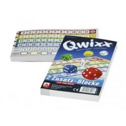 Qwixx Carnets de score - Recharge (f)