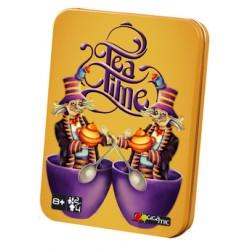 Tea Time - Boite métal (Multi)