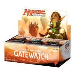 Boite de Boosters Oath of the Gatewatch