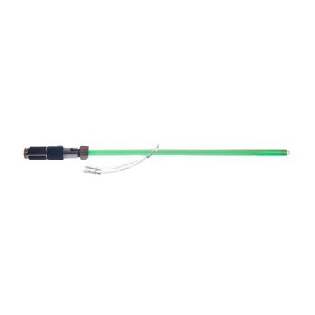Sabre Laser Yoda Force FX Lightsaber Star Wars The Black Series