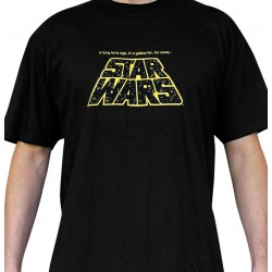T-shirt Star Wars A long time ago...
