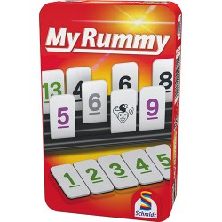 MyRummy Metal (Multi)