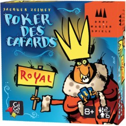 Poker des Cafards Royal (f)
