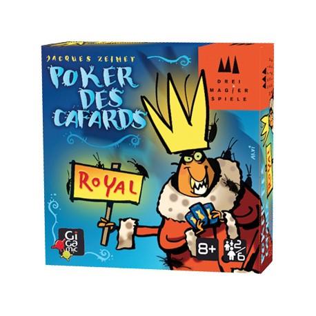 Poker des Cafards Royal (f)