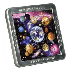 Magna Puzzle Planets