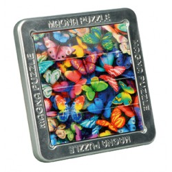 Magna Puzzle Papillons