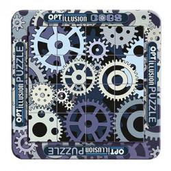 Optillusion Puzzle Cogs