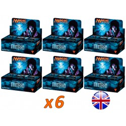 Case of 6 Booster Boxes Shadows over Innistrad