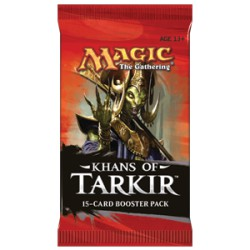 Khans of Tarkir Booster Pack ENGLISH