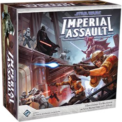Star Wars Imperial Assault en Anglais
