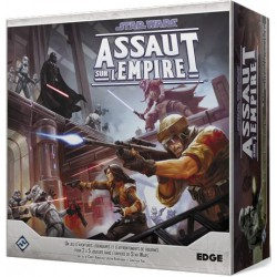 Star Wars Imperial Assault Layout
