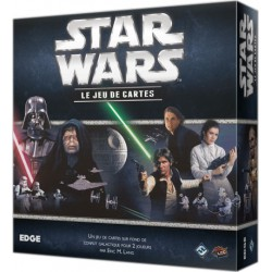 Star Wars Le Jeu de Cartes (f)