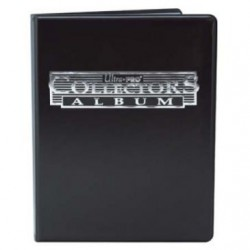 9-Pocket Collectors Portfolio - 10 pages
