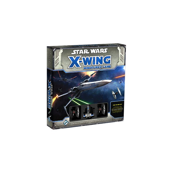 star wars x wing the force awakens miniatures games in english. Black Bedroom Furniture Sets. Home Design Ideas