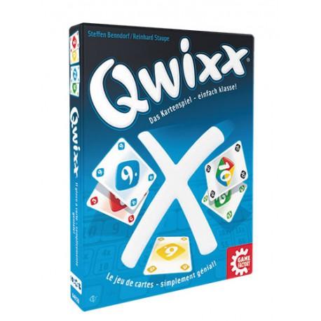 Qwixx - Le jeu de Cartes (Multi)