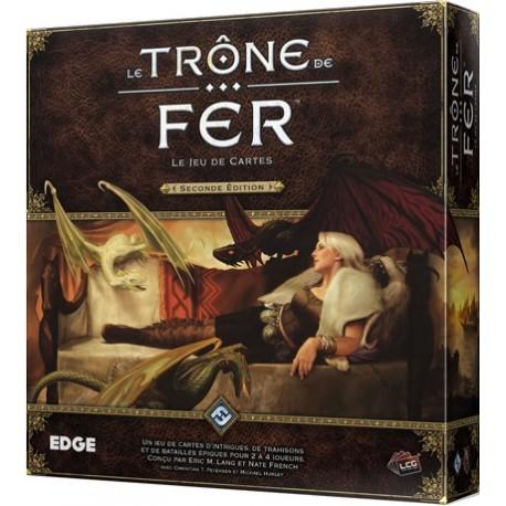 Le Trône de Fer Le Jeu de Cartes Seconde Edition (f)