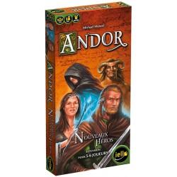 Andor : Nouveaux Héros Extension (FR)