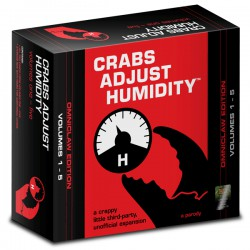 Crabs Adjust Humidity - Volume One