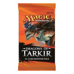 Dragons of Tarkir Booster Pack English