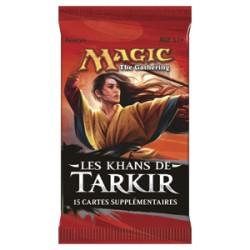 Booster Pack Les Khans de Tarkir