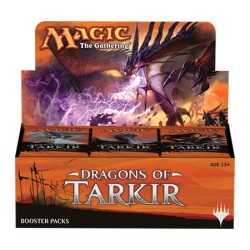 Dragons of Tarkir Booster Display English