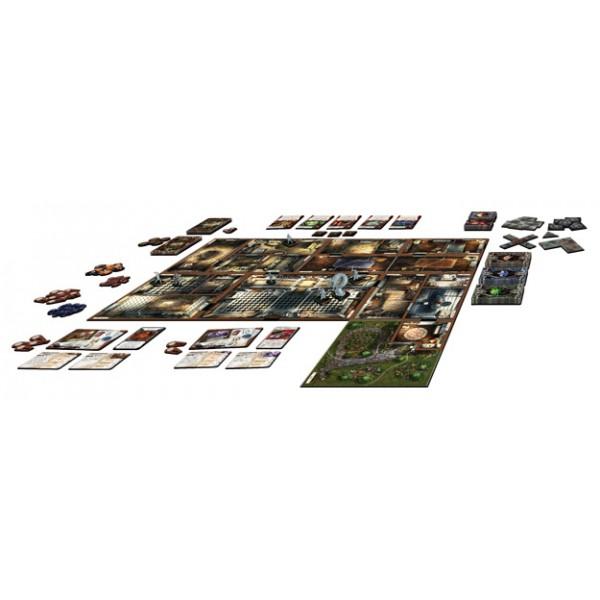 les demeures de l 39 epouvante explorez et d couvrez des indices. Black Bedroom Furniture Sets. Home Design Ideas