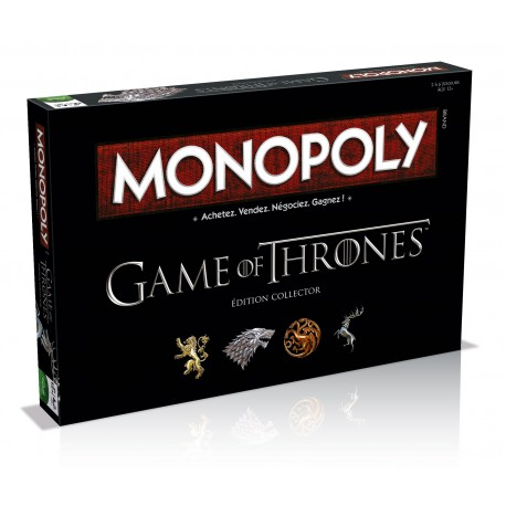 Monopoly Game of Thrones (f)