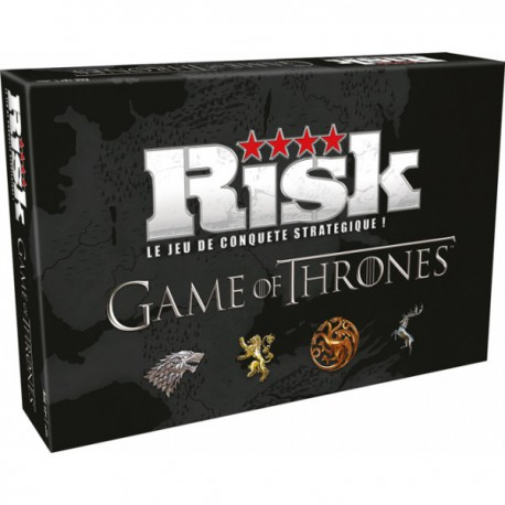Risk Game of Thrones Deluxe (f)