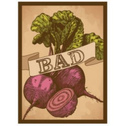 Legion Sleeves : Bad Beets (X50)