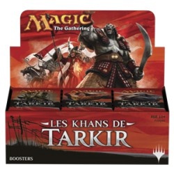 Booster Box Les Khans de Tarkir (36 packs) (FR)