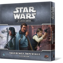Star Wars LCG Extension 4 Ingérence Impériale