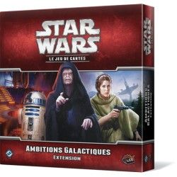 Star Wars LCG Extension 5 Ambitions Galactiques