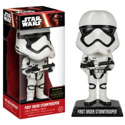 Wacky Wobbler Star Wars First Order Stormtrooper
