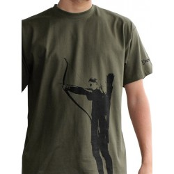 T-shirt Lord of the Rings Legolas Green