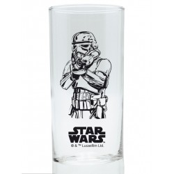 Glass Star Wars Stormtrooper